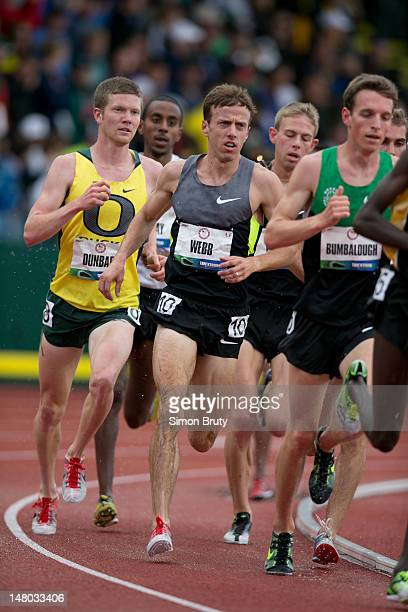 Olympic Trials: Alan Webb in action during Men's 5,000M qualifiers at Hayward Field. Eugene, OR 6/25/2012 CREDIT: Simon Bruty