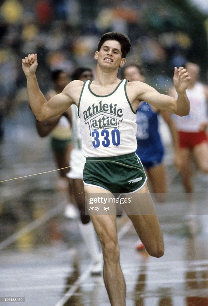 Athletic Attic Don Paige (330) in action crossing finish line during Menu0027s 800M  sc 1 st  Getty Images & 1980 US Olympic Track u0026 Field Trials Pictures | Getty Images