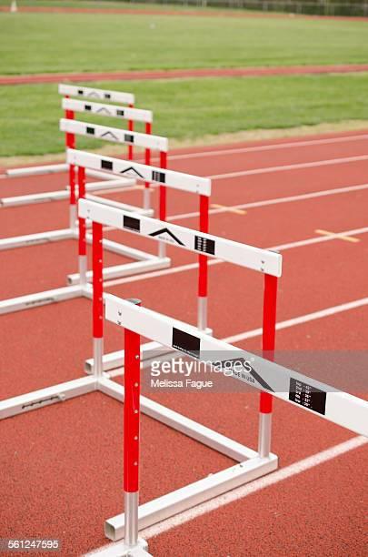 Track Hurdle 3