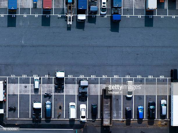 Track Parking lot