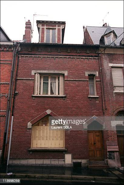 Tracking Sid Ahmed Rezala In Amiens France On December 18 1999Sid Ahmed Rezala house