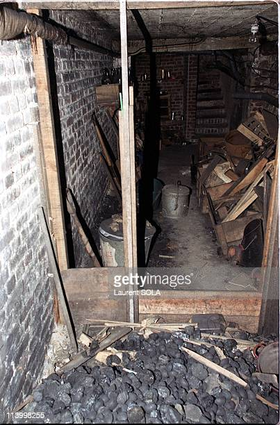 Tracking Sid Ahmed Rezala In Amiens France On December 18 1999The basement where the body of Emilie Bazin was uncovered