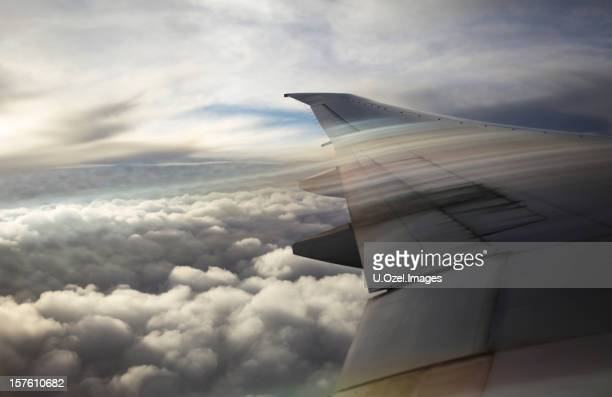 tracks of air - atmosphere stock pictures, royalty-free photos & images