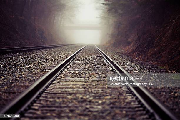tracks - germantown maryland stock photos and pictures