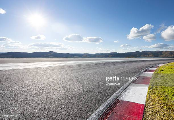 f1 tracks - motor racing track stock pictures, royalty-free photos & images