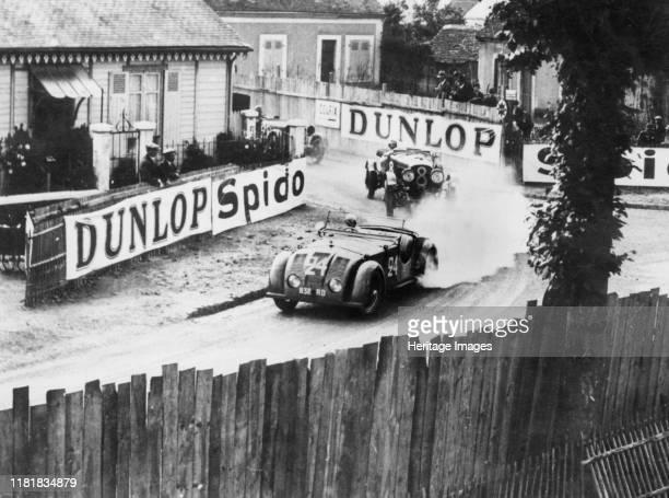 Tracta Roger Bourcier 1929 Le Mans 24 hour race Creator Unknown
