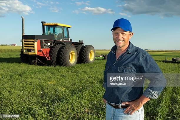 Traktor Fahrer
