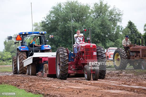 60 Top Tractor Pulling Event Pictures, Photos and Images