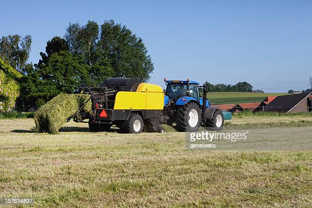 60 Top Hay Baler Pictures, Photos, & Images - Getty Images