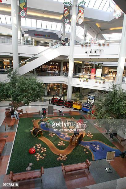 Tracy A Woodward/The Washington Post Landmark Mall 5801 Duke St Alexandria VA Landmark Mall in Alexandria an aging local shopping facility about to...
