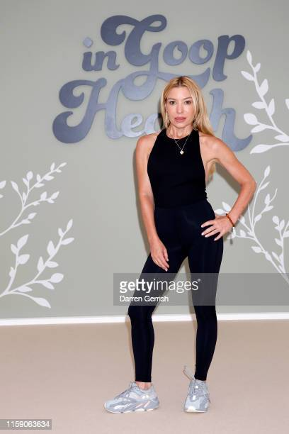 Tracy Anderson at In goop Health London 2019 on June 29 2019 in London England