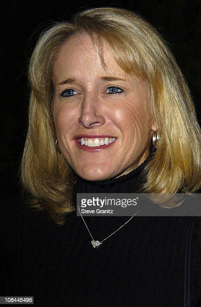 Tracy Austin during 3rd Annual ' An Enduring Vision ' Fundraiser Arrivals at Pelican Hill Golf Club in Newport Beach California United States