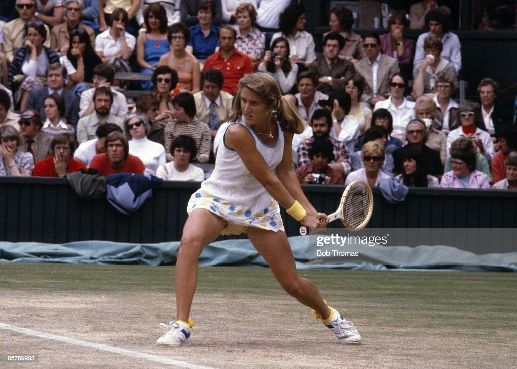 Tracy Austin 1979 : News Photo