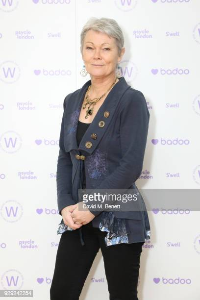 Tracy Edwards attends as Badoo makes a bold statement this International Women's Day with their #WomenOfBadoo event A special menu by Chef Tess Ward...