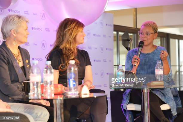 Tracy Edwards, Karren Brady and Gemma Cairney attend as Badoo makes a bold statement this International Women's Day with their #WomenOfBadoo event. A...