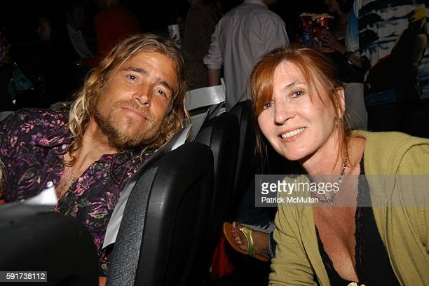 Tracy Feith and Nicole Miller attend Tri Star Pictures Lords Of Dogtown Screening and Dinner Hosted by Nicole Seligman and Rob Wiesenthal at Blue...