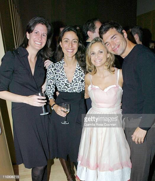 Tracy Fisher Raffaella De Angelis Amy Sedaris and Paul Dinello
