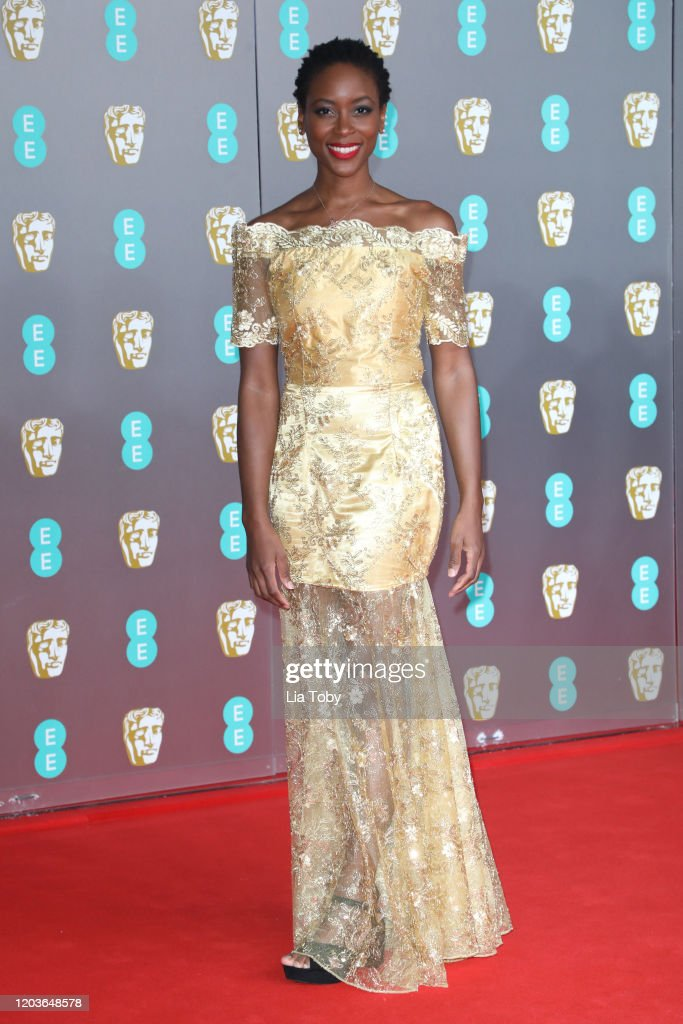 Tracy Ifeachor Attends The Ee British Academy Film Awards 2020 At News Photo Getty Images
