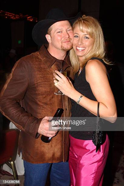 Tracy Lawrence wife at the 37th Academy of Country Music Awards Show afterparty