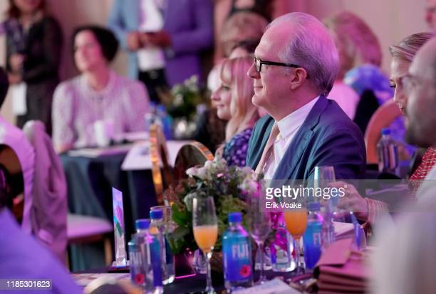 Tracy Letts attends FIJI Water at Newport Beach Film Festival Fall Honors and Variety's 10 Actors to watch on November 03 2019 in Newport Beach...
