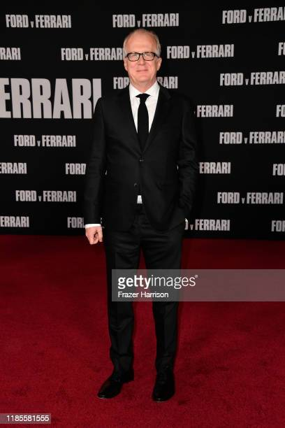 Tracy Letts attends Premiere Of FOX's Ford V Ferrari at TCL Chinese Theatre on November 04 2019 in Hollywood California