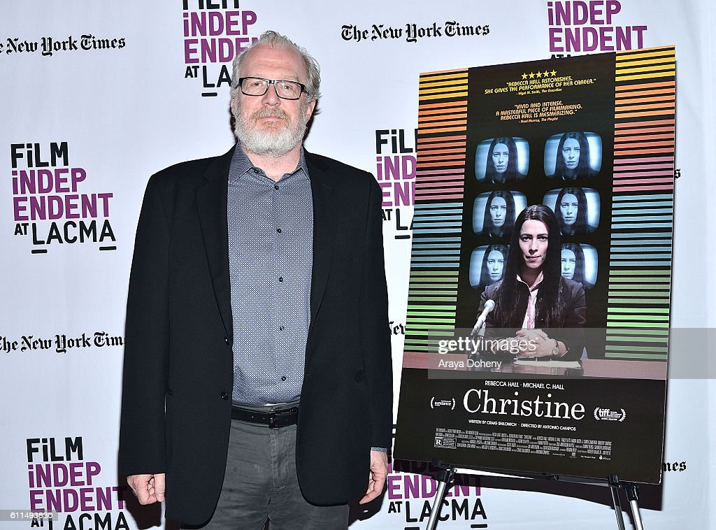 "Film Independent At LACMA - ""Christine"" Special Screening And Q&A"