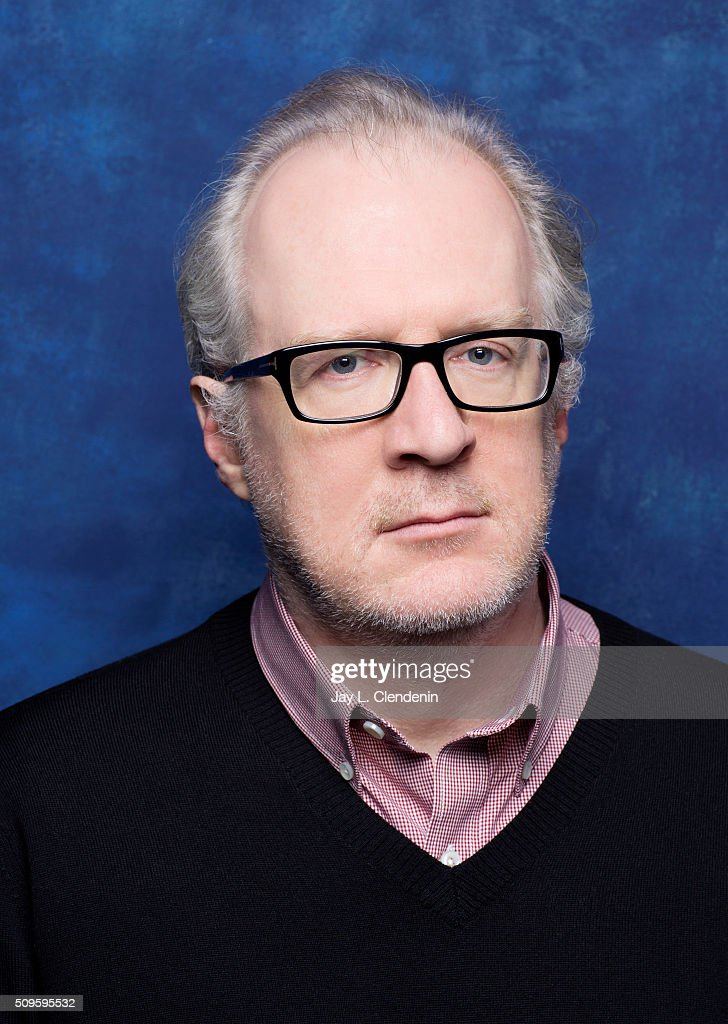 Tracy Letts of 'Indignation' poses for a portrait at the 2016 Sundance Film Festival on January 24, 2016 in Park City, Utah.
