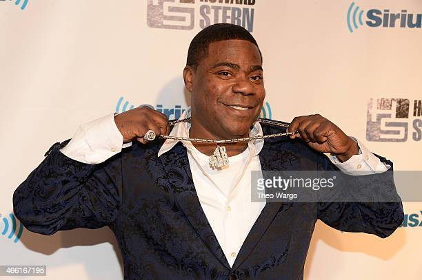 Tracy Morgan attends Howard Stern's Birthday Bash presented by SiriusXM produced by Howard Stern Productions at Hammerstein Ballroom on January 31...