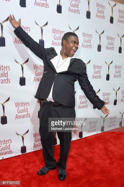 Tracy Morgan attends the 70th Annual Writers Guild Awards New York at Edison Ballroom on February 11 2018 in New York City