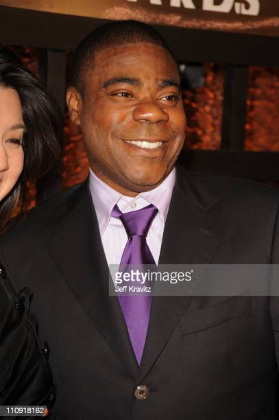 Tracy Morgan attends the First Annual Comedy Awards at Hammerstein Ballroom on March 26, 2011 in New York City.