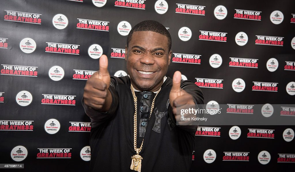 Fourth Annual Week Of Greatness Kick Off Event Hosted By Tracy Morgan : News Photo