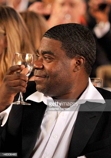 Tracy Morgan attends the Ghetto Film School Annual Benefit Gala Celebrating Cinematic Education at The Standard Hotel on June 13 2012 in New York City