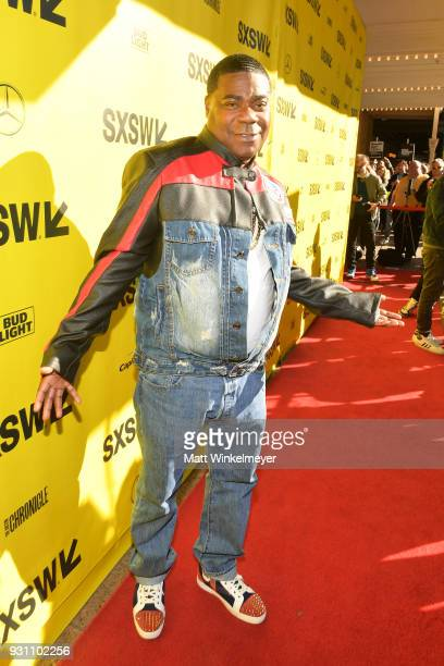 Tracy Morgan attends the 'The Last OG' Premiere 2018 SXSW Conference and Festivals at Paramount Theatre on March 12 2018 in Austin Texas