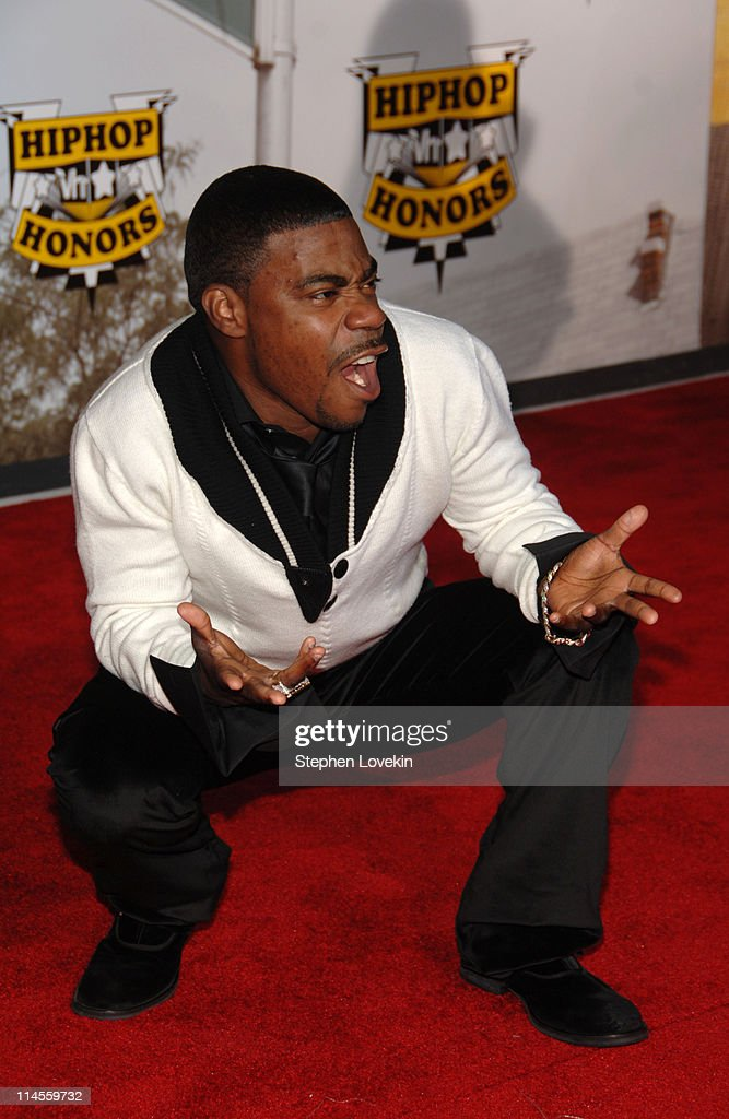 Tracy Morgan during 2006 VH1 Hip Hop Honors - Arrivals at Hammerstein Ballroom in New York City, New York, United States.