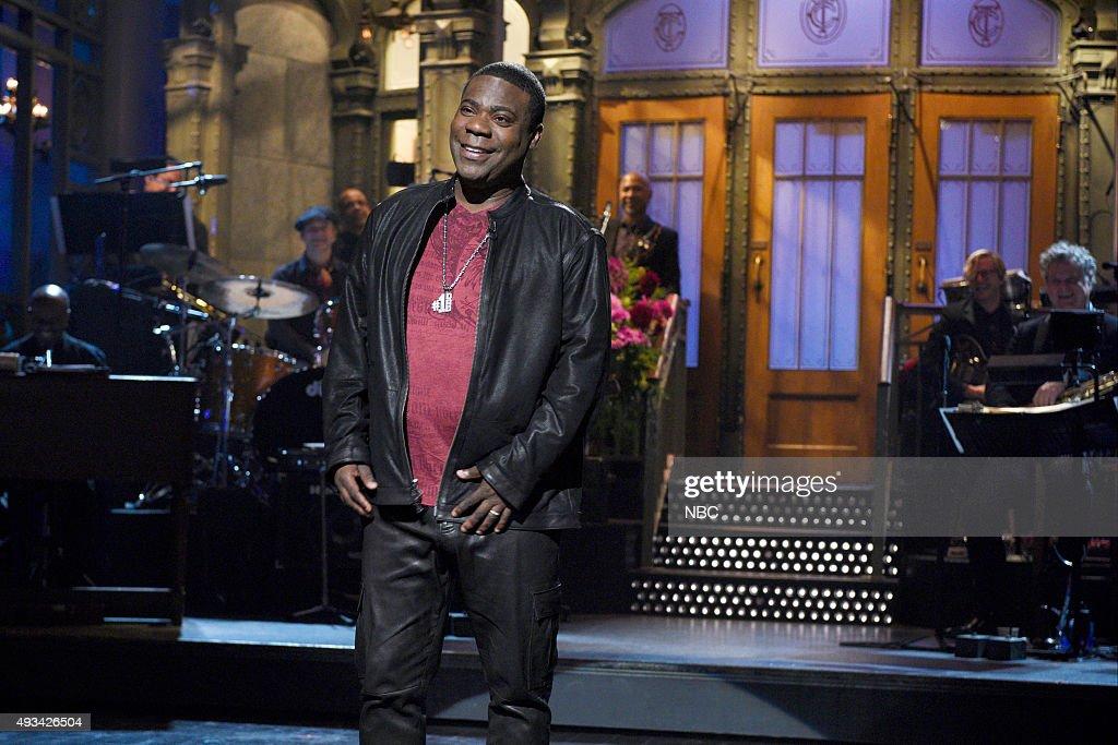 """NBC's """"Saturday Night Live"""" with guests Tracy Morgan, Demi Lovato"""