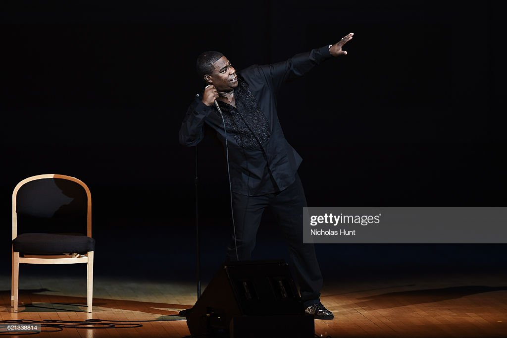 Tracy Morgan Performs During New York Comedy Festival : News Photo