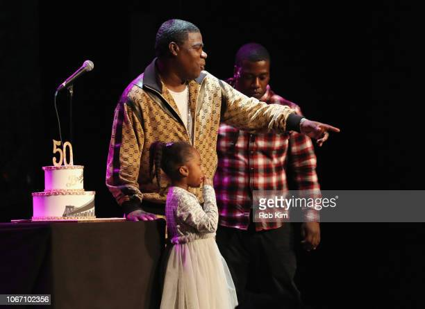 Tracy Morgan speaks onstage at New York Comedy Festival at Beacon Theatre on November 10 2018 in New York City 465875