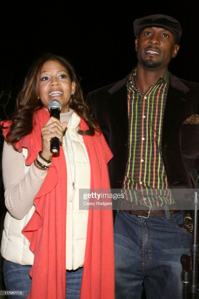 Tracy & Alonzo Mourning + Garnier NBA All-Star Weekend Welcome Party