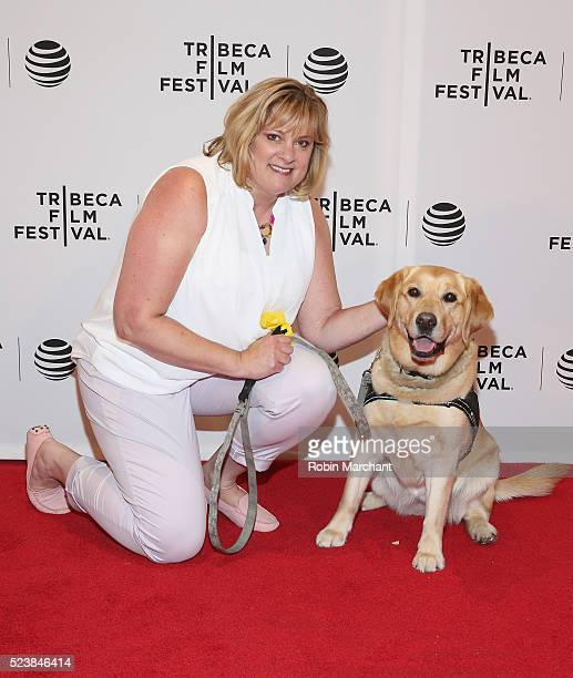 Tracy Pennycuick attends Prison Dogs Premiere during 2016 Tribeca Film Festival at Chelsea Bow Tie Cinemas on April 24 2016 in New York City