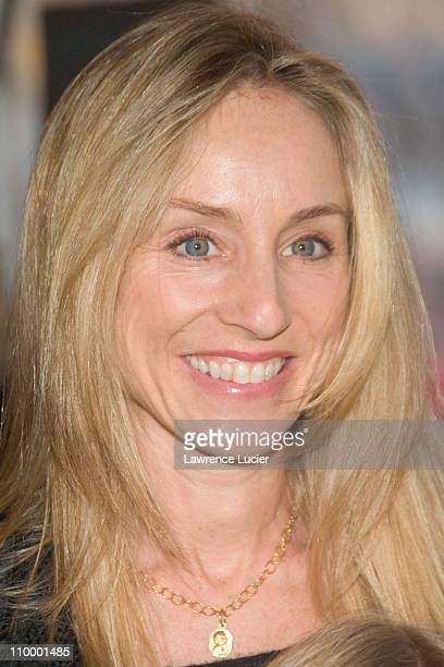 Tracy Pollan during Charlotte's Web New York Premiere at Clearview Chelsea West in New York City, New York, United States.