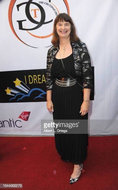 Tracy Redhuk arrives for 2nd Annual HAPAwards held at Alex Theatre on September 30 2018 in Glendale California