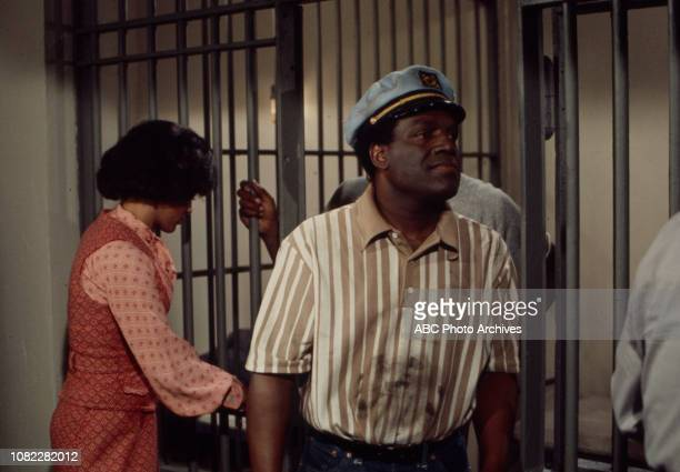 Tracy Reed Nipsey Russell appearing in the Walt Disney Television via Getty Images series 'Barefoot in the Park' episode 'Something Fishy'