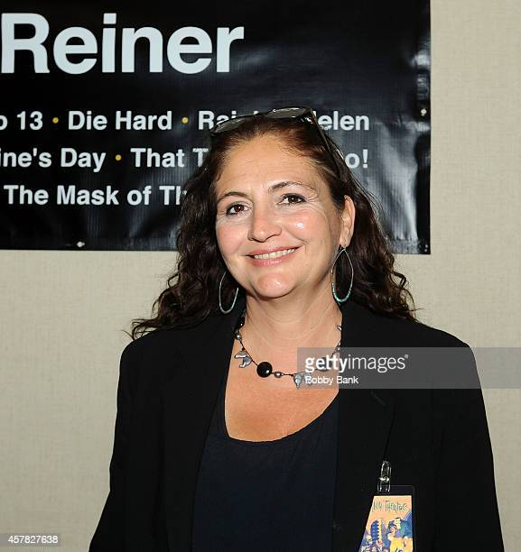 Tracy Reiner attends Day 1 of the Chiller Theatre Expo at Sheraton Parsippany Hotel on October 24 2014 in Parsippany New Jersey