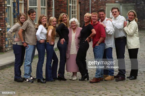 Tracy SHAW , ELIZABETH BRADLEY , DENISE WELCH , STEVE ARNOLD , PHILIP MIDDLEMISS , CHARLES LAWSON AND HOLLY NEWMAN .