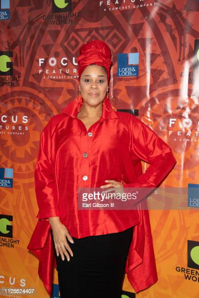 Tracy Twinkie Byrd attends the Greenlight Women For Black History Month Brunch Celebration at The London on February 17 2019 in West Hollywood...