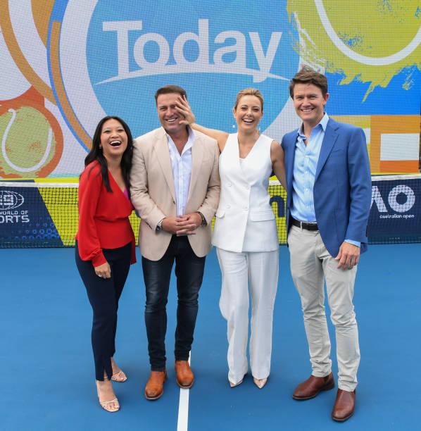 AUS: Celebrities at the 2020 Australian Open