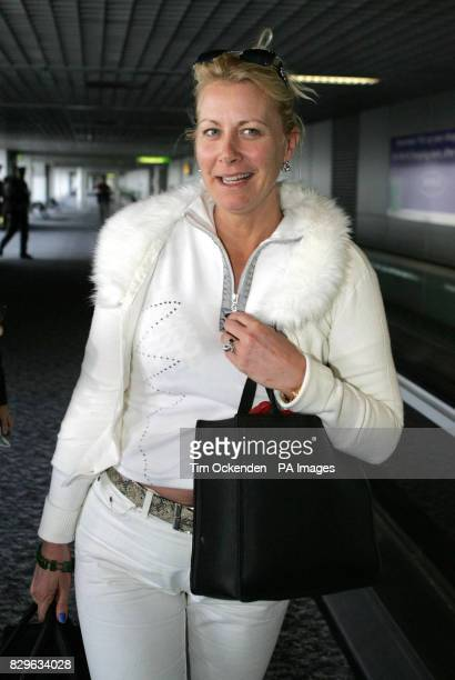 Tracy Wilkinson arrives back to Heathrow Airport after being acquitted of any wrong doing by a court in the Gulf state on Sunday The British woman...