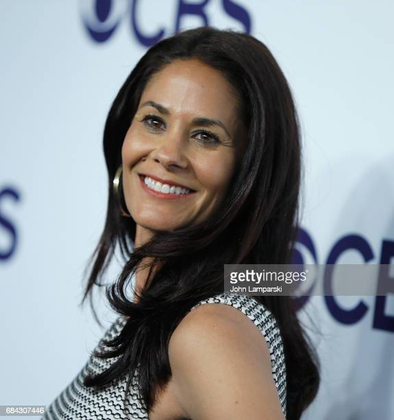 Tracy Wolfson attends 2017 CBS Upfron at The Plaza Hotel on May 17 2017 in New York City