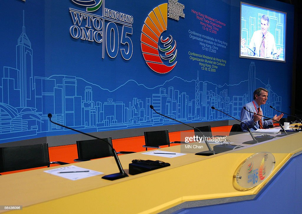 WTO Ministerial Conference - Day 3