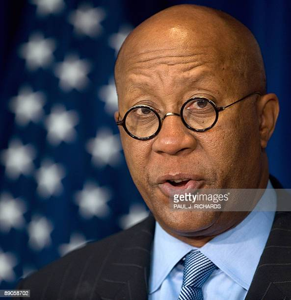 US Trade Representative Ron Kirk announces a World Trade Organization dispute against China challenging China's export restraints on raw material...